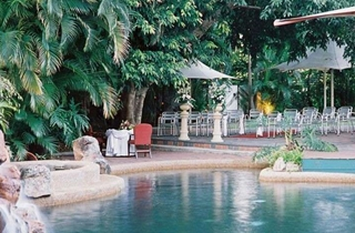 Wedding Venue - Brisbane Riverview Hotel - Poolside Venue 1 on Veilability