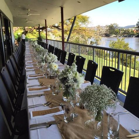 Wedding Venue - Toowong Rowing Club - Toowoomba Rowing Club 1 on Veilability
