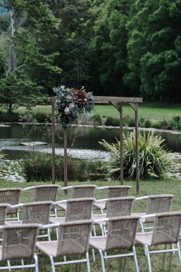 Wedding Venue - Mavis's Kitchen & Cabins 43 on Veilability