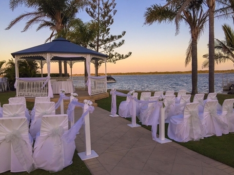 Wedding Venue - Caloundra Power Boat Club 5 on Veilability