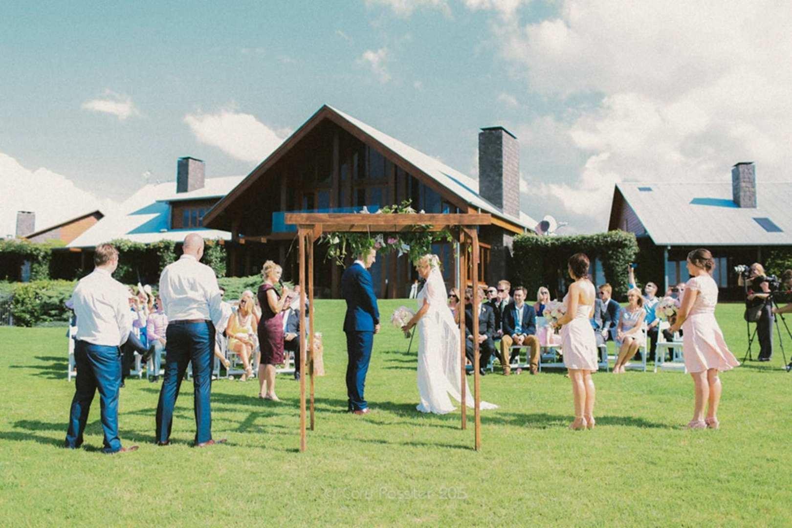 Wedding Venue - Spicers Peak Lodge 6 on Veilability