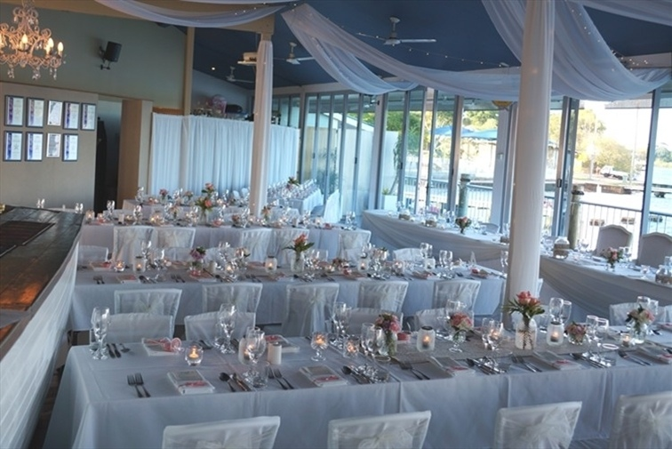 Wedding Venue - The River Deck Restaurant 6 on Veilability