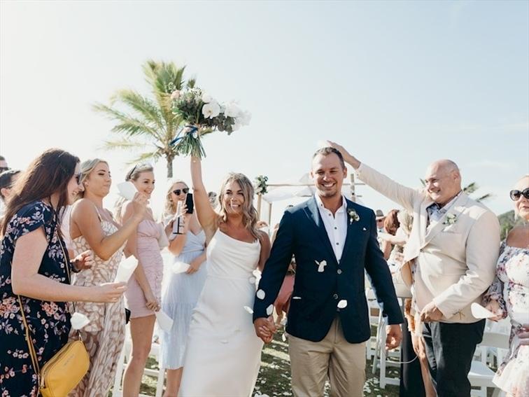 Wedding Venue - Tangalooma Island Resort 2 on Veilability