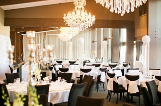 Wedding Venue - Victoria Park Weddings - Ballroom & Marble Bar 1 - Ballroom on Veilability