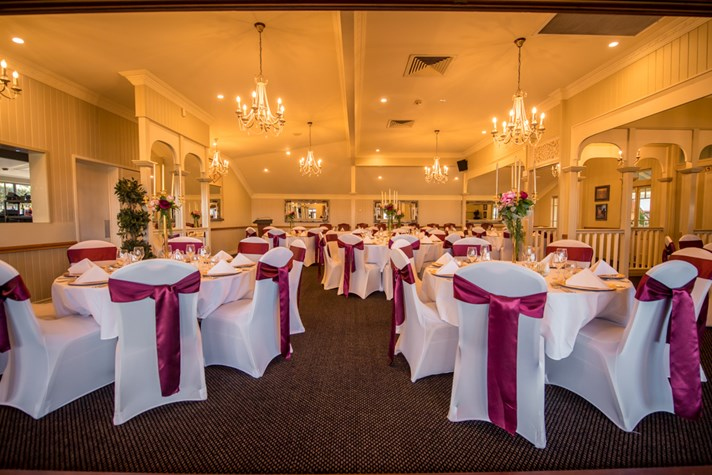 Wedding Venue - Topiaries At Beaumont - Beaumont Room 1 on Veilability