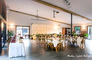 Wedding Venue - Beerwah Hideaway - Garden Function Room 2 on Veilability