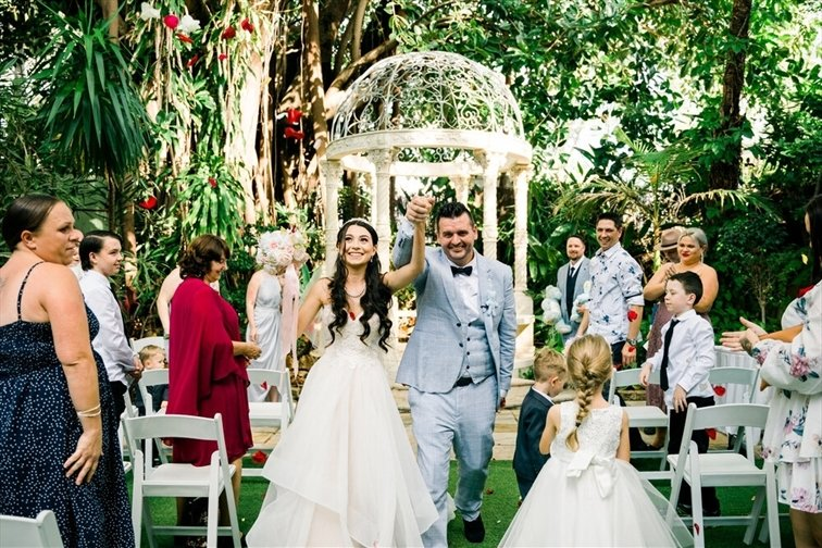 Wedding Venue - Boulevard Gardens 2 on Veilability