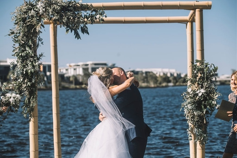 Wedding Venue - The Lakehouse Sunshine Coast 25 on Veilability