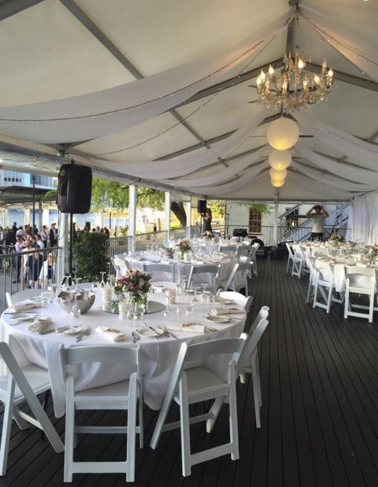 Wedding Venue - Riverlife - Sunset Marquee 7 on Veilability
