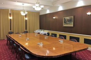 Wedding Venue - Shangri La Gardens  - The Boardroom 1 - Boardroom on Veilability