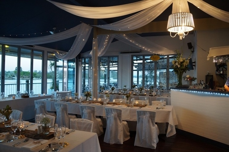 Wedding Venue - The River Deck Restaurant 8 on Veilability