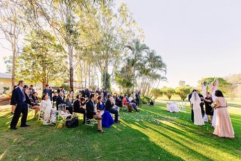 Wedding Venue - McLeod Country Golf Club 8 on Veilability
