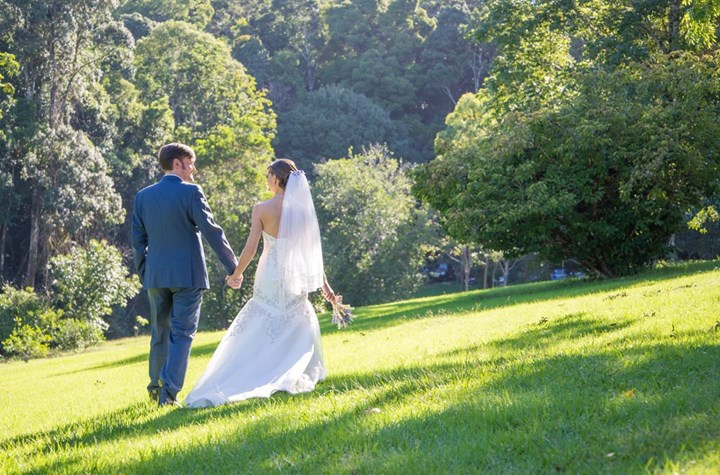 Wedding Venue - Mt Glorious Rainforest Lodge 14 on Veilability