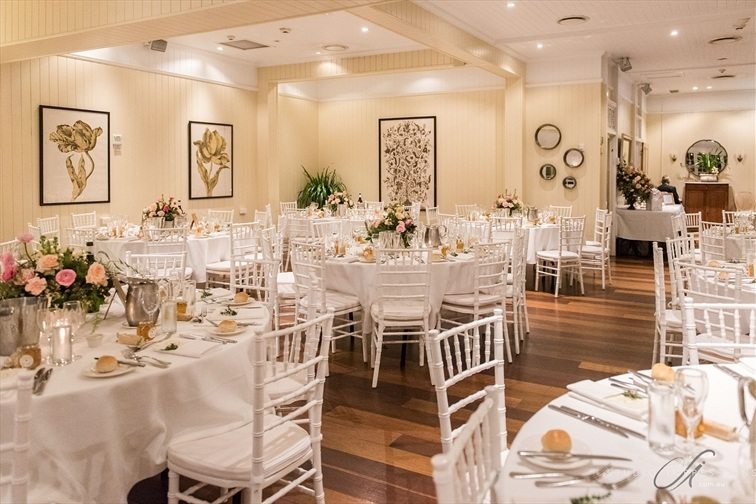 Wedding Venue - Hillstone St Lucia - The Rosewood Room 6 on Veilability