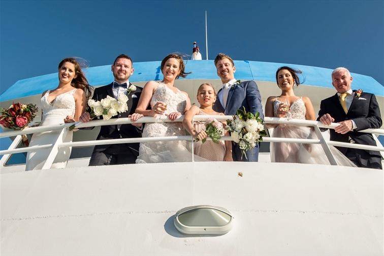 Wedding Venue - Gold Coast Cruises The Lady 6 on Veilability