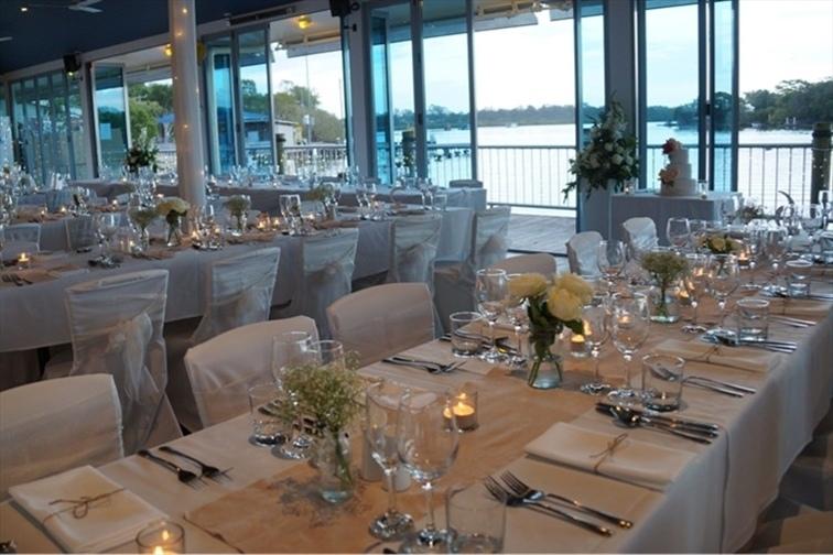 Wedding Venue - The River Deck Restaurant 16 on Veilability