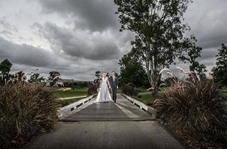 Wedding Venue - Tennyson's Garden at The Brisbane Golf Club 4 on Veilability