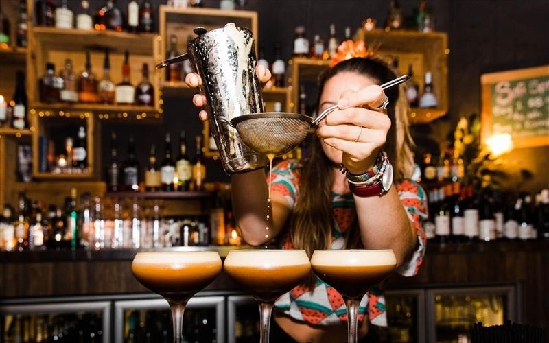Wedding Venue - Loft West End - The Cocktail Bar 2 on Veilability