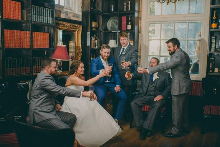 Wedding Venue - The London Club Cocktail Wedding Venue - The London Room 1 on Veilability
