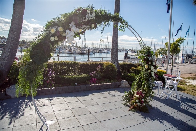 Wedding Venue - Royal Queensland Yacht Squadron 24 on Veilability