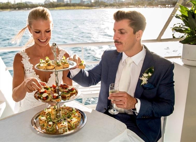 Wedding Venue - Gold Coast Cruises The Lady - Gold Coast Cruises The Lady 1 on Veilability