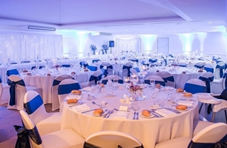 Wedding Venue - Twin Waters Golf Club - Main Function Room 3 on Veilability
