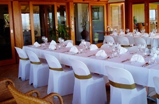 Wedding Venue - Ruffles Lodge & Spa - Ruffles Restaurant 2 on Veilability