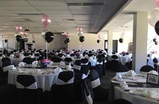 Wedding Venue - Souths Leagues Club - Legends Room 2 on Veilability