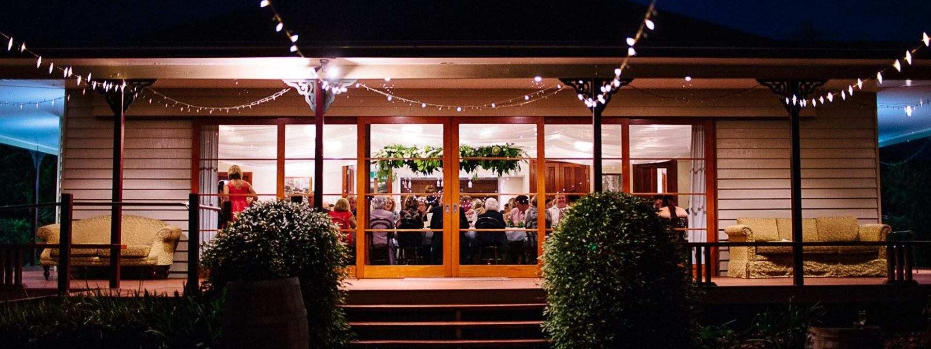 Wedding Venue - Spicers Hidden Vale - The Laidley Room 1 on Veilability