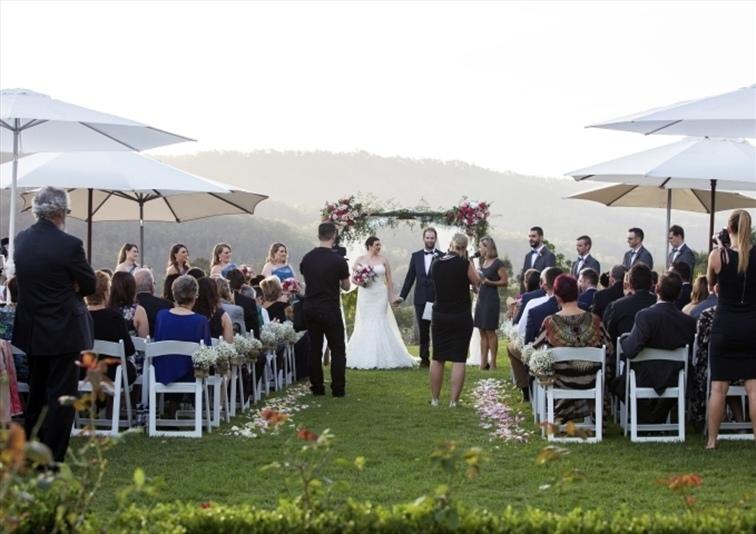 Wedding Venue - Sarabah Estate Vineyard 25 on Veilability