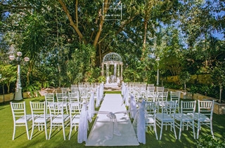 Wedding Venue - The Boulevard Gardens - Ceremony Garden 6 on Veilability