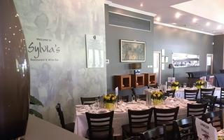 Wedding Venue - Shangri La Gardens  - Sylvia's Restaurant 3 - Sylvia's Restaurant on Veilability