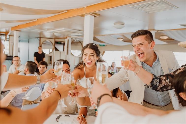 Wedding Venue - Gold Coast Cruises The Lady 1 on Veilability