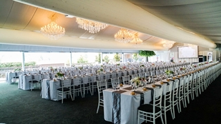 Wedding Venue - Victoria Park Weddings - The Marquee 5 - The Marquee on Veilability