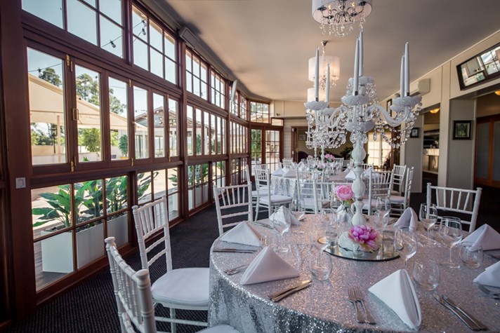 Wedding Venue - Topiaries At Beaumont - Cedar Room 4 on Veilability
