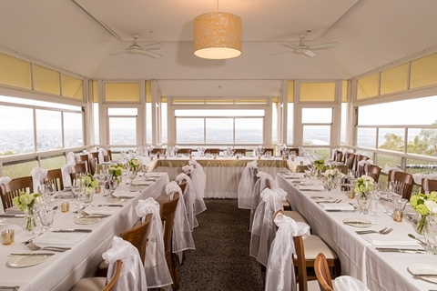 Wedding Venue - Summit Restaurant & Bar - Summit Restaurant, Deck and Bar - Upper Level 5 on Veilability