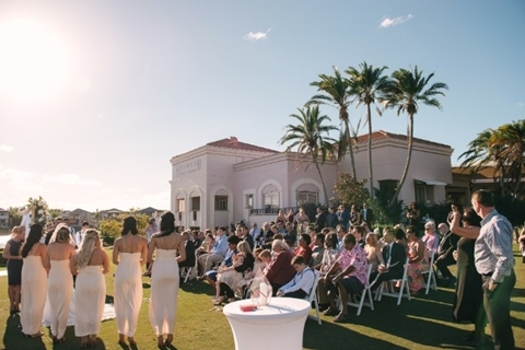 Wedding Venue - Links Hope Island 11 on Veilability