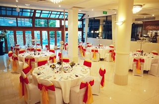 Wedding Venue - Best Western Plus Hotel Diana - Arcadia and Fountain Room 3 on Veilability
