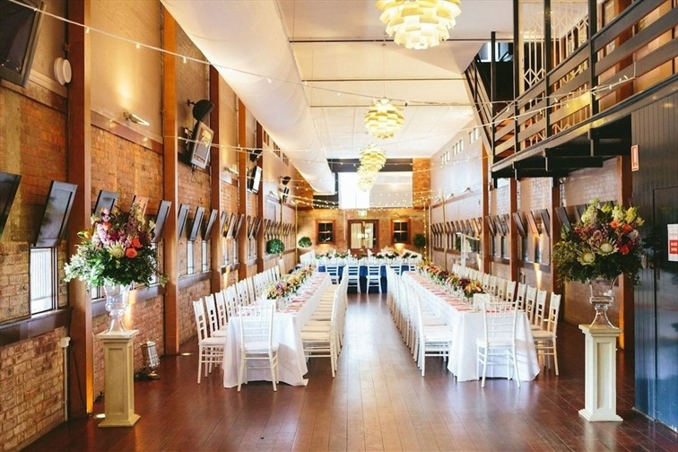 Wedding Venue - Brisbane Racing Club Ltd - The Tote Room - Eagle Farm 1 on Veilability
