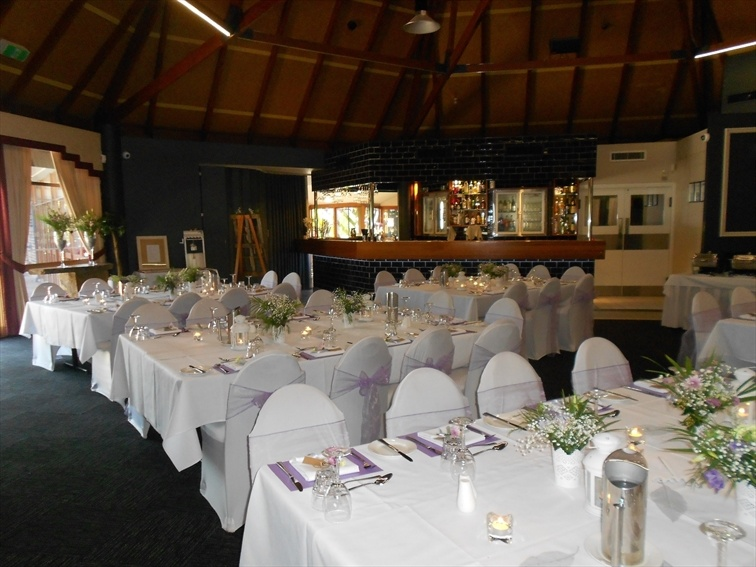 Wedding Venue - Lloyds Restaurant & Function Centre - Dome Room 1 on Veilability