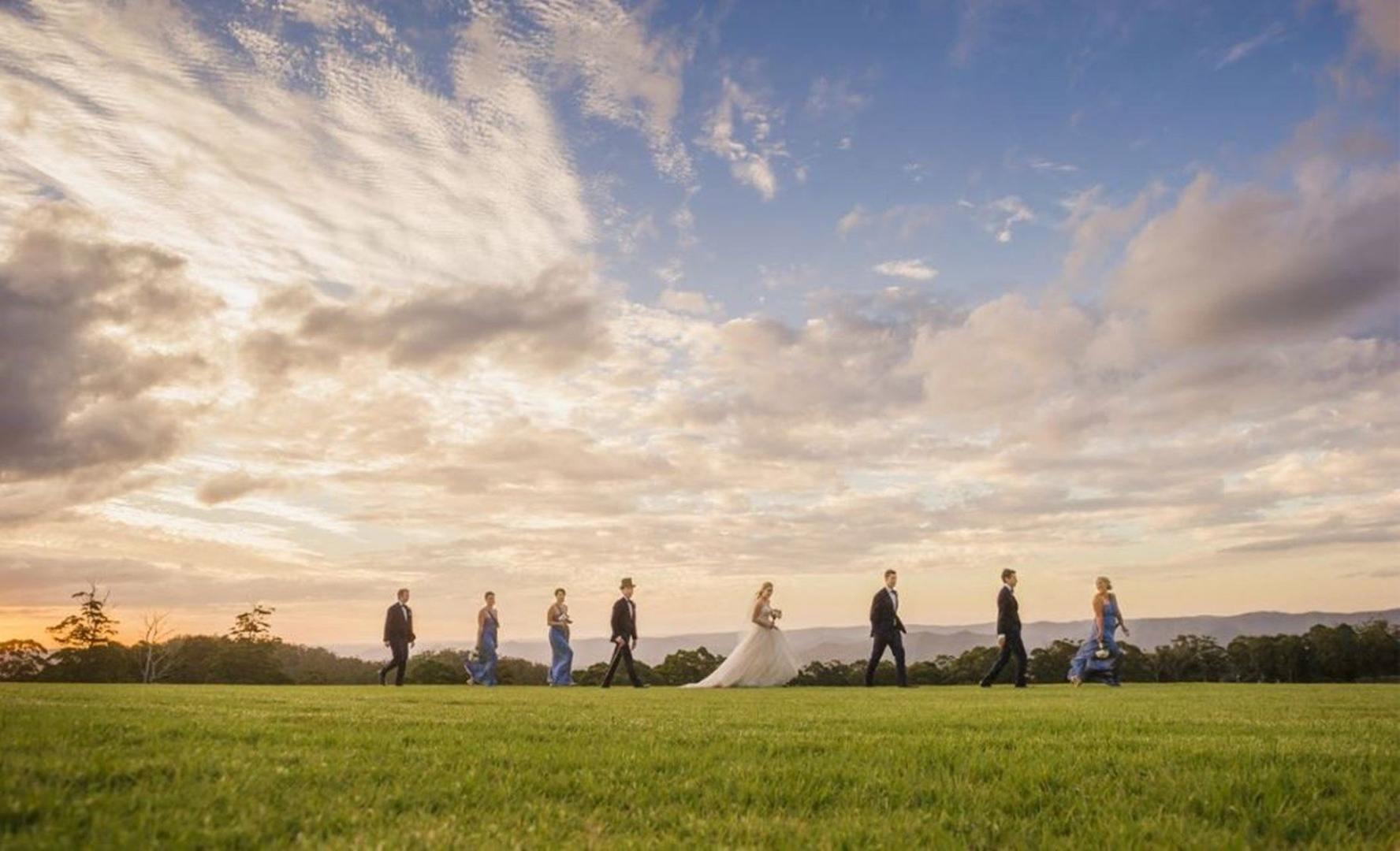 Wedding Venue - Spicers Peak Lodge 14 on Veilability