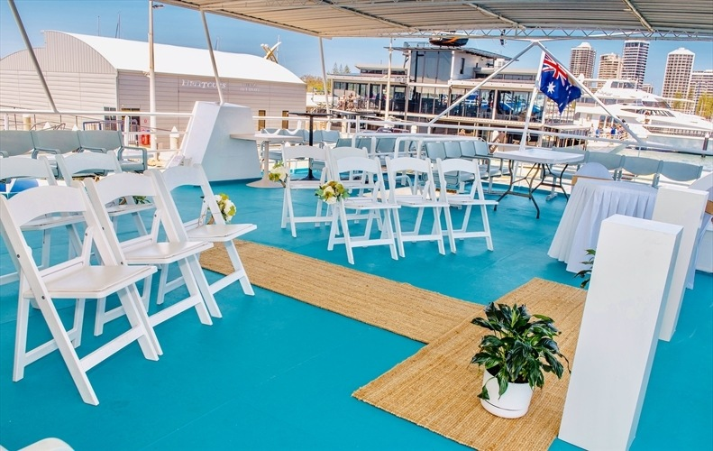 Wedding Venue - Gold Coast Cruises The Lady 21 on Veilability