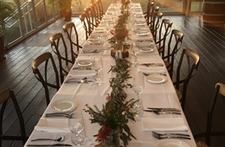 Wedding Venue - The Woolshed at Jondaryan - The Cafe 3 on Veilability