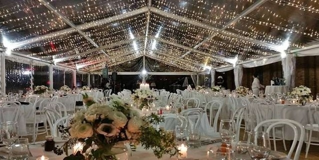 Wedding Venue - Natural Bridge Weddings - Marquee Receptions 3 - Marquee Hire by Event Marquees on Veilability