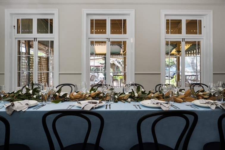 Wedding Venue - Grand View Hotel - The Heritage Cleveland Room & Courtyard 2 on Veilability