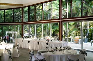 Wedding Venue - Beerwah Hideaway - Garden Function Room 1 on Veilability