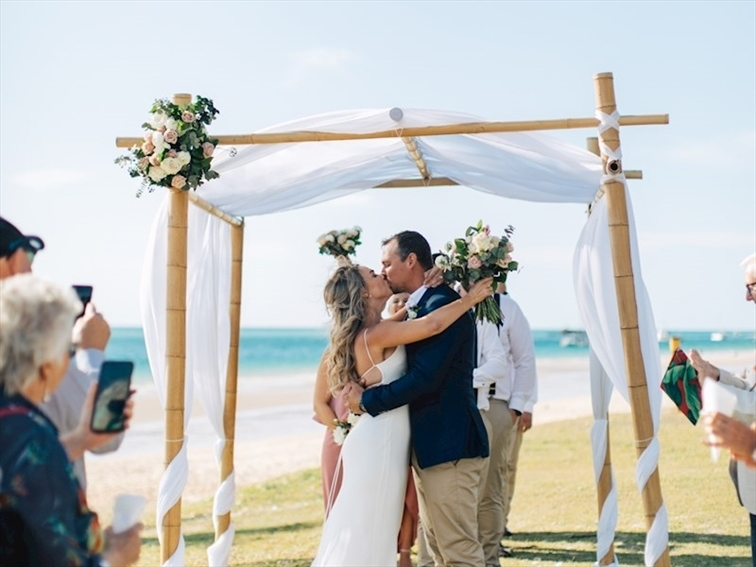 Wedding Venue - Tangalooma Island Resort 6 on Veilability