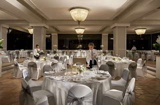 Wedding Venue - Surfers Paradise Marriott Resort & Spa - Garden Terrace 2 on Veilability