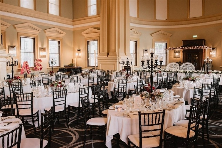 Wedding Venue - Customs House - The Long Room 1 on Veilability