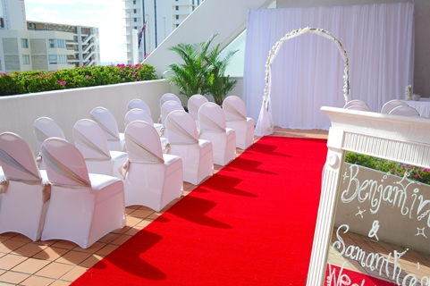 Wedding Venue - Mantra on View Hotel 17 on Veilability